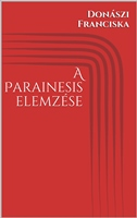 Book Cover: A Parainesis elemzése